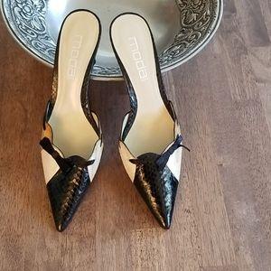 Moda Mule Shoes